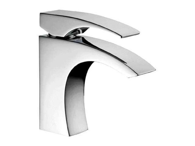 ALFI Brand AB1586 Polished Chrome Single Lever Bathroom Faucet