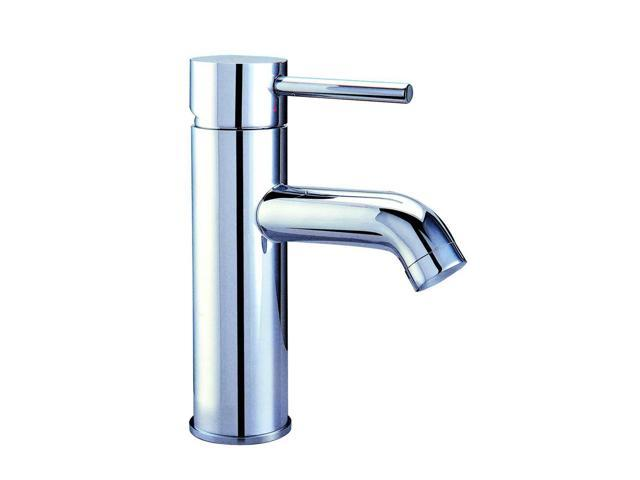 ALFI Brand AB1433 Brushed Nickel Single Lever Bathroom Faucet