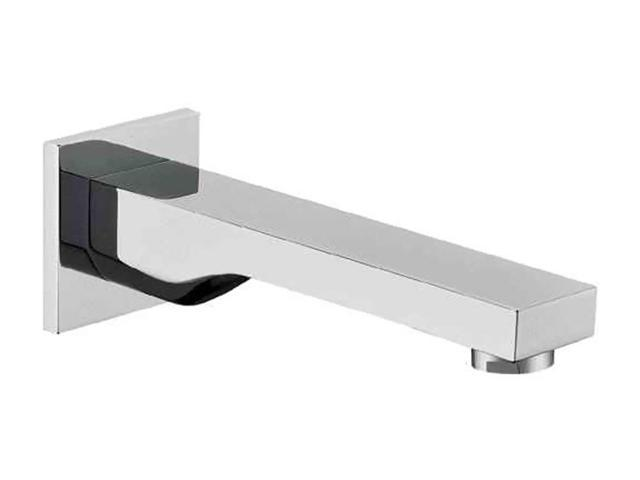 ALFI Brand AB9201 Polished Chrome Wallmounted Tub Filler  Bathroom Spout