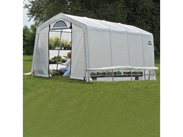 10x20x8 ft. / 3x6,1x2,4m (5) Rib Peak Style Grow It Greenhouse Translucent Cover