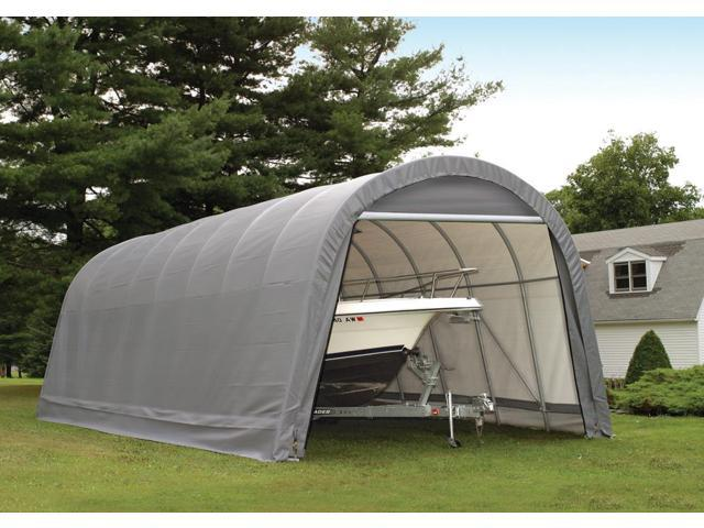 Outdoor Shelters For Boats : Round top shelter on shoppinder