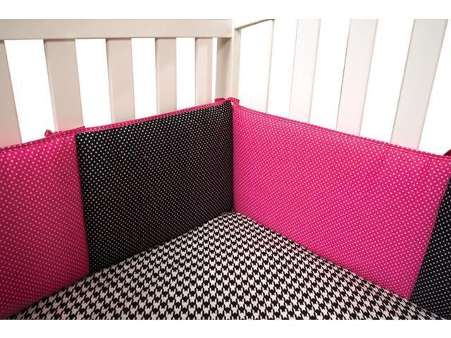 Serena - Crib Bumpers