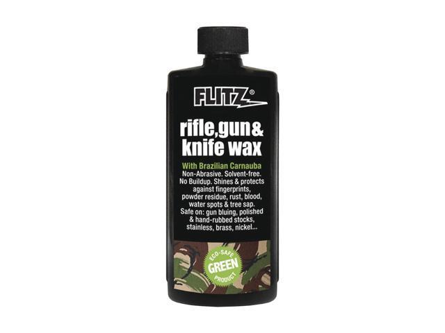 Flitz Rifle, Gun and Knife Wax - 7.6 oz. Bottle