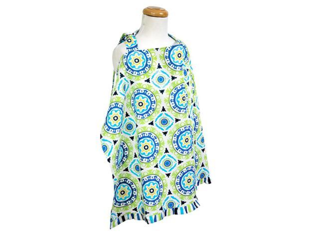 Trend Lab  Decorative Nursing Cover Waverly Solar Flair