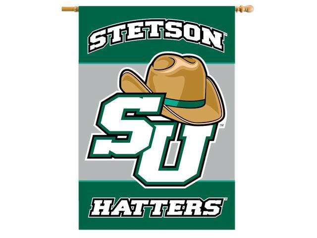 BSI Indoor Outdoor Sports Banner Stetson 2-Sided 28