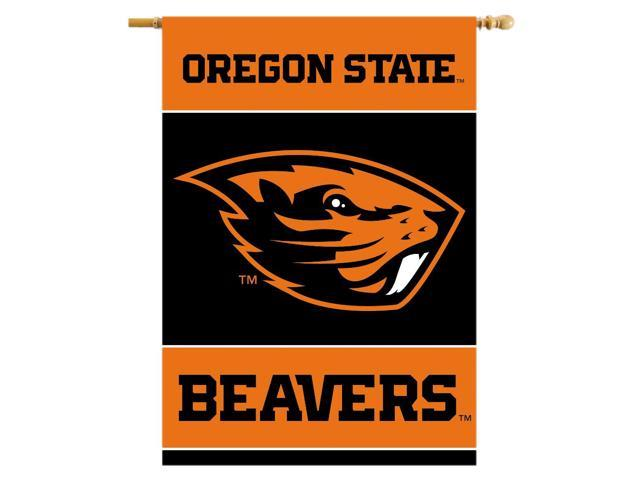 BSI Indoor Outdoor Sports Banner Oregon State Beavers 2-Sided 28