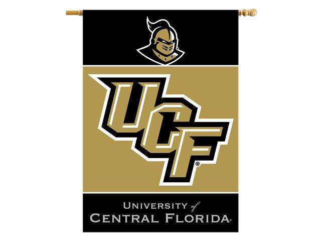 BSI Indoor Outdoor Sports Banner Central Florida Golden Knights 2-Sided 28