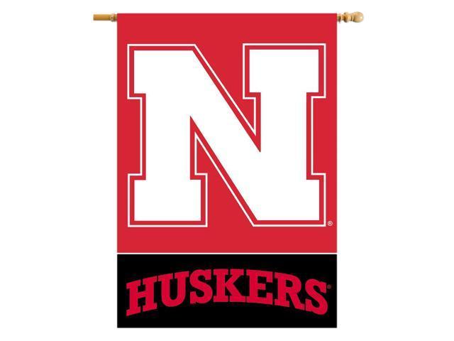 BSI Indoor Outdoor Sports Nebraska Cornhuskers 2-Sided 28