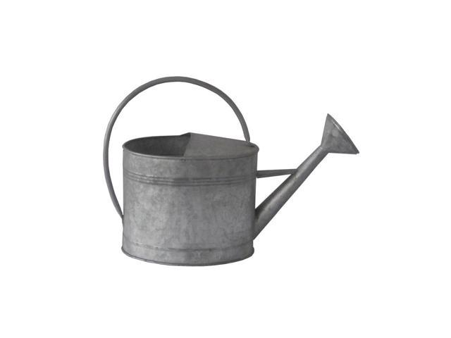 Cheungs Home Yard Lawn Patio Sprinkling Metal Decorative Plant Watering Can