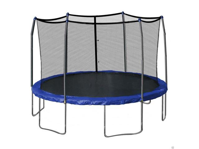 Trampoline 15ft Safety Enclosure Netting (fits Skywalker - 8 POLE)