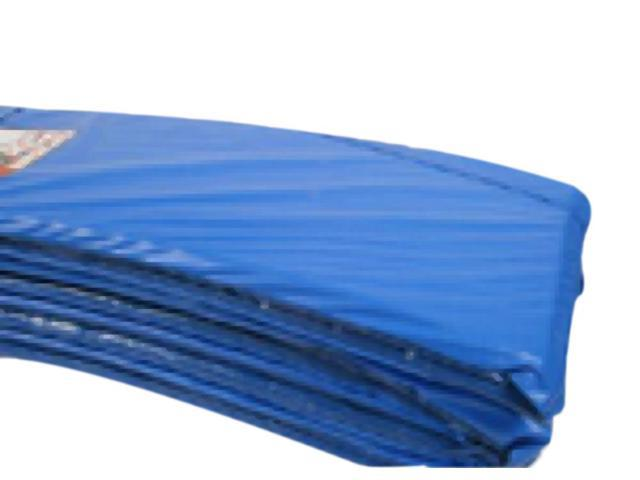Standard Kids Outdoor Safety Pad (Spring Cover) for 15ft Trampoline - Blue