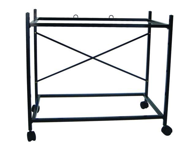 YML Group Home Indoor Pet Decorative 2 Shelf Stand for 2424 and 2434 Black