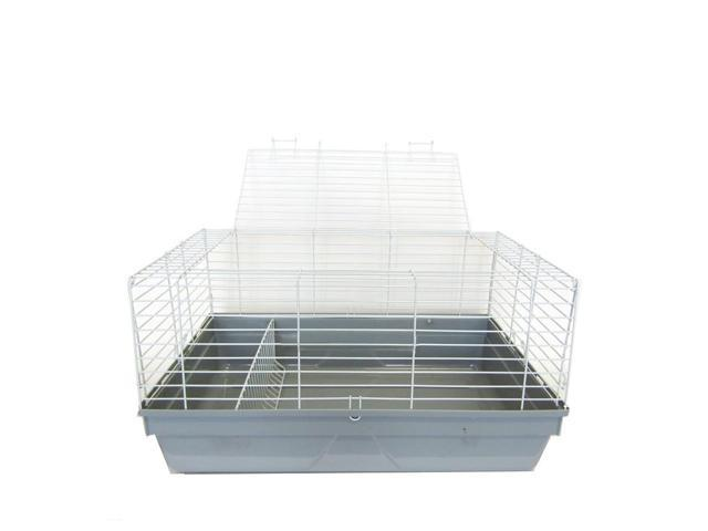 YML Group Home Indoor Pet Decorative SA2814 Medium Cage For Small Animal Cage