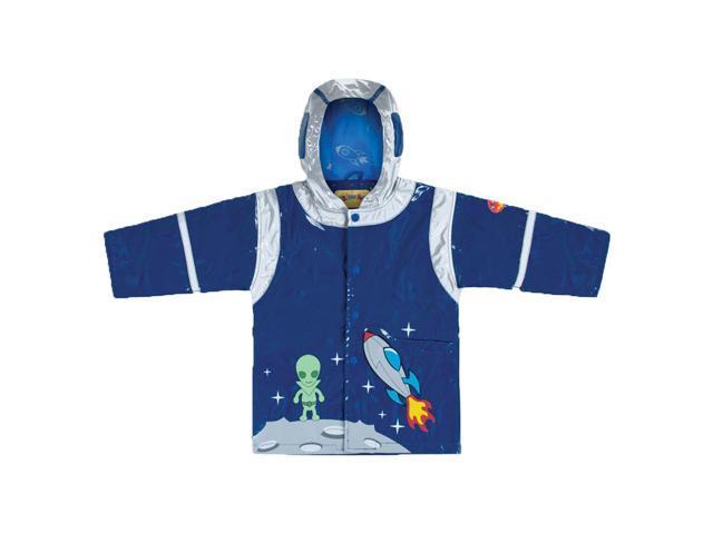 Kidorable Kids Children Outwear Space Hero PU Coats Size 2T