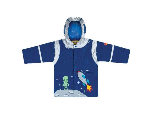 Kidorable Kids Children Outwear Space Hero PU Coats Size 5/6