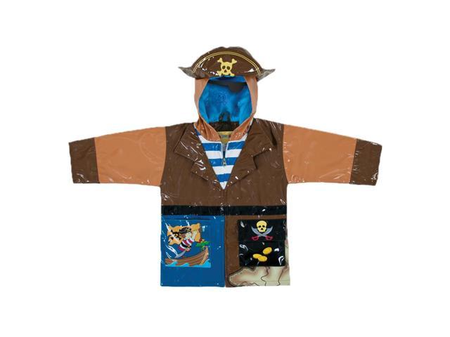 Kidorable Kids Children Outwear Pirate PU Coats Size12-18 Months