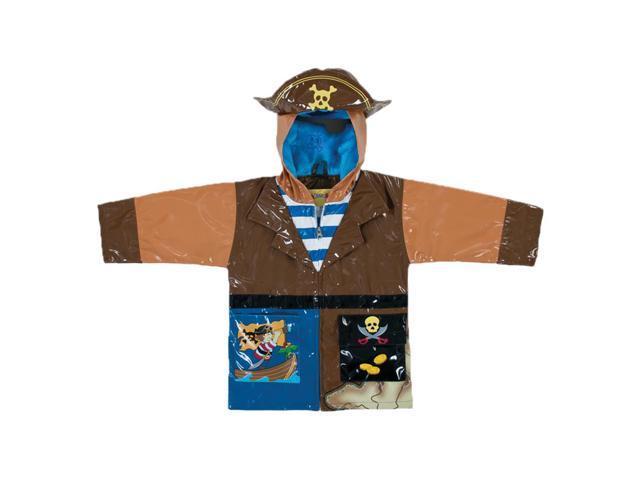 Kidorable Kids Children Outwear Pirate PU Coats Size 4/5