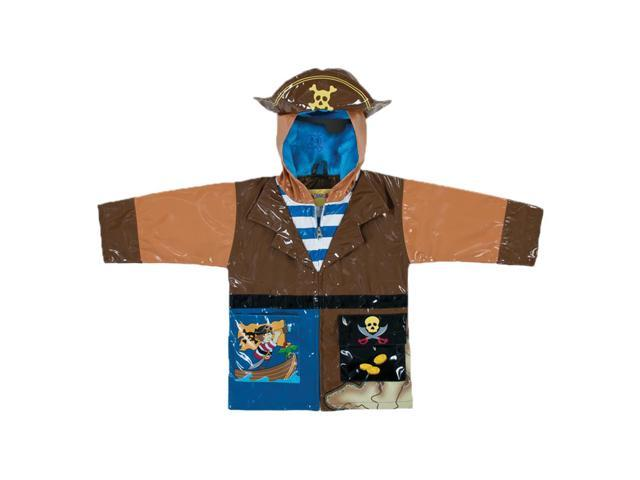 Kidorable Kids Children Outwear Pirate PU Coats Size 5/6