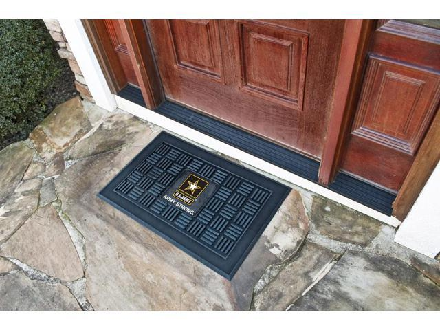 ARMY Medallion Door Mat