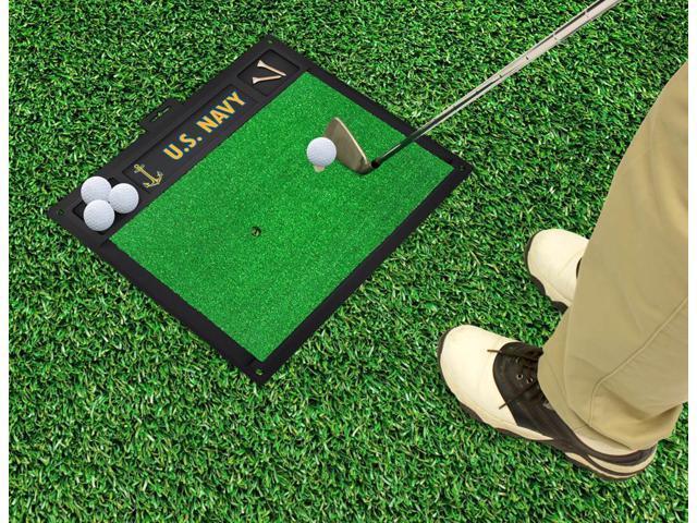 Fanmats Navy Golf Hitting Mat 20