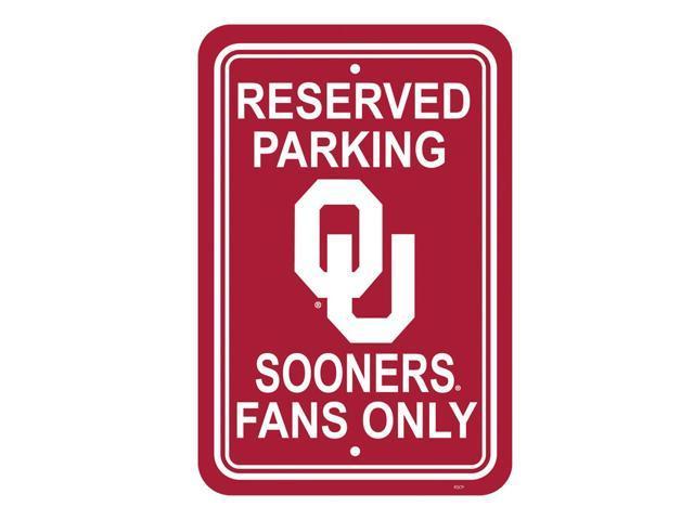 Fremont Die College Sports Team Logo Oklahoma Sooners 12