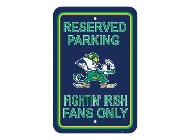 Fremont Die College Sports Team Notre Dame Fighting Irish 12