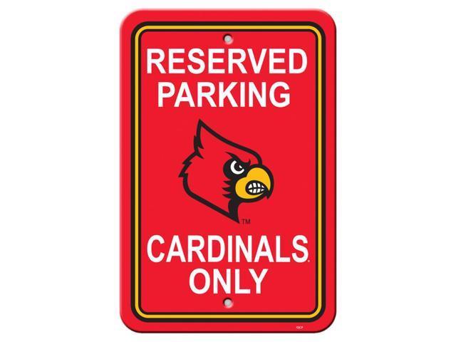 Fremont Die College Sports Team Logo Louisville Cardinals 12