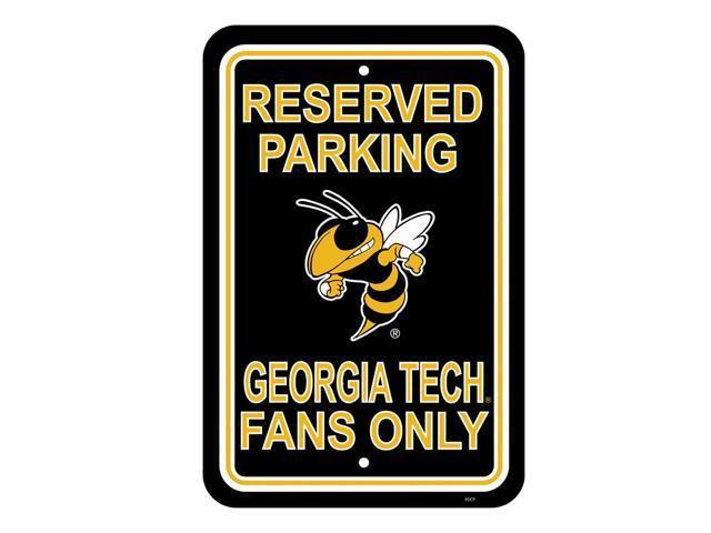 Fremont DieSports Team Logo Georgia Tech Yellow Jackets 12