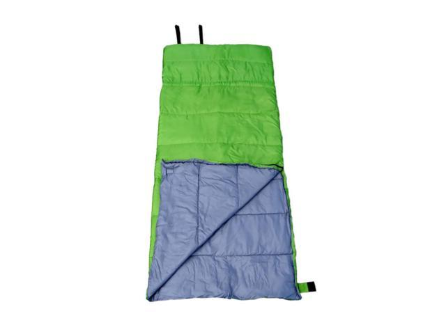 Giga Tent Outdoor Cabin Camping Season Adults Sleeping Badger Bag, GREEN