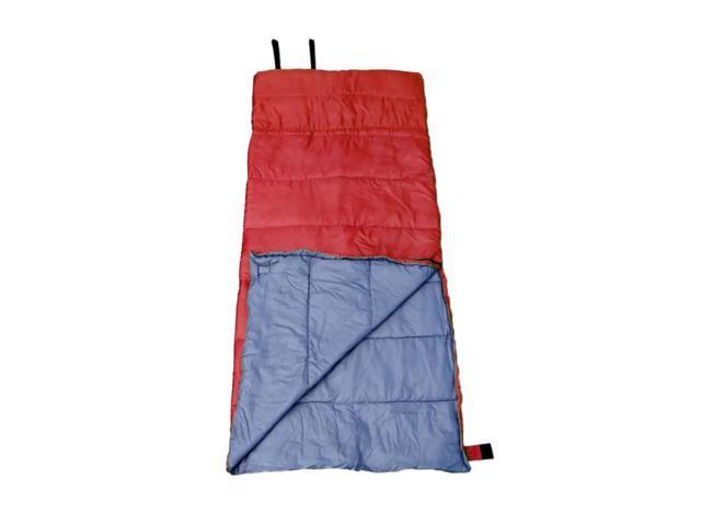 Giga Tent Outdoor Cabin Camping Season Adults Sleeping Badger Bag, RED