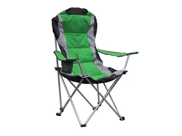 Giga Tents Folding Outdoor Beach Camping chair,  GREEN