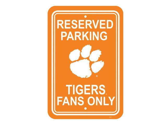 Fremont Die College Sports Team Logo Clemson Tigers 12