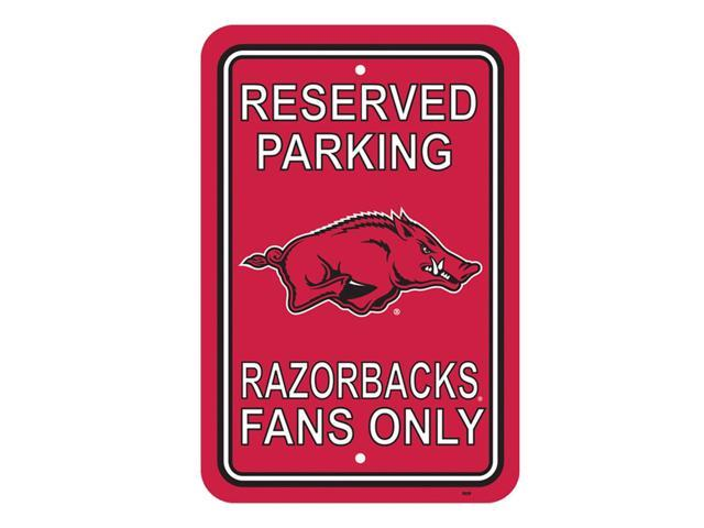 Fremont Die College Sports Team Logo Arkansas Razorbacks 12