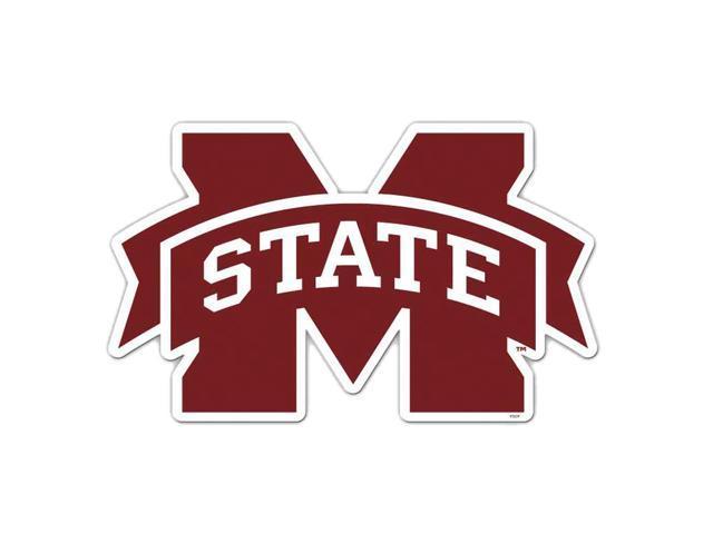 Fremont Die College Sports Team Logo Mississippi State Bulldogs Door Stick Vinyl Magnet