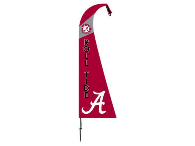 BSI Decorative Sports Team logo Alabama Crimson Tide Feather Flag