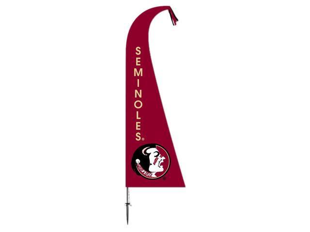 BSI Decorative Sports Team logo Florida State Seminoles Feather Flag