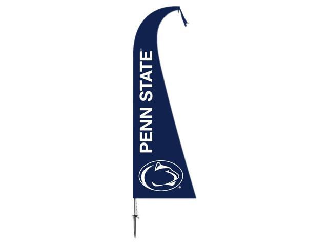 BSI Decorative Sports Team logo Penn State Nittany Lions Feather Flag