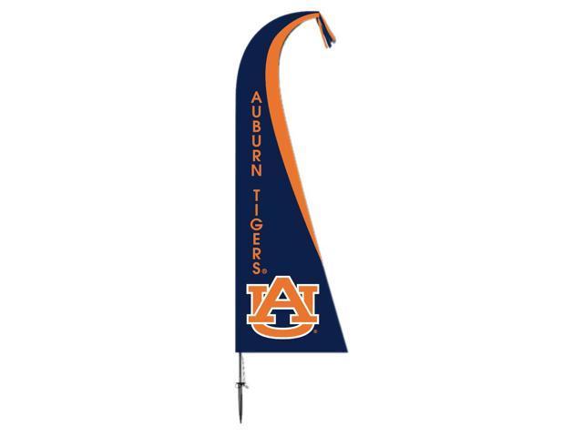 BSI Decorative Sports Team logo Auburn Tigers Feather Flag