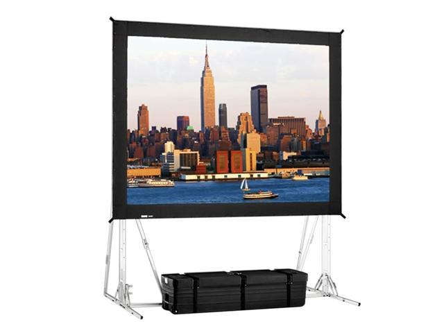 Ultra Wide Angle Rear Projection Fast-Fold Truss Frame Complete Screens 11' x 11' Area 10' x 10'