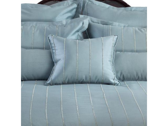 Veratex Home Decorative Bedding Collection Braxton Boudoir Pillow Boudoir Mineral