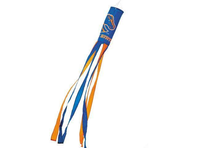 BSI Products Boise State Broncos NCAA Sports Team Logo Wind Sock