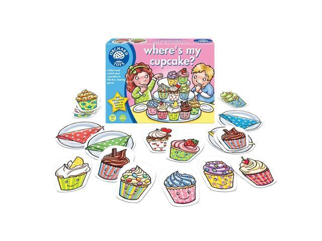 The Original Toy Company Kids Entertainment Where's My Cupcake