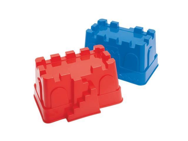 The Original Toy Company Dishwasher Safe Plastic Medium Castle Mold