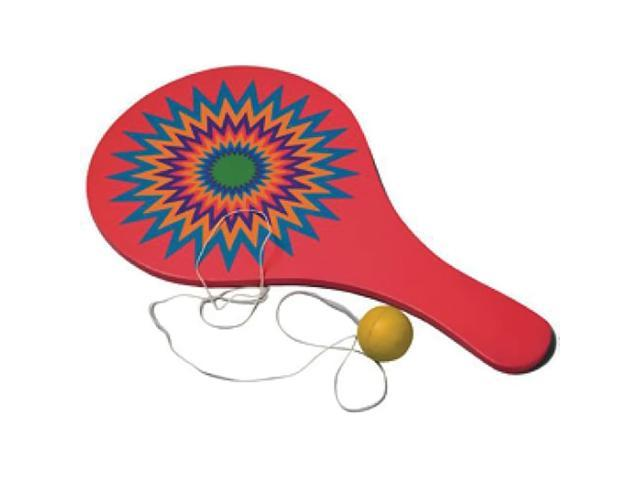 The Original Toy Company GA9910 - Wooden Paddle Ball
