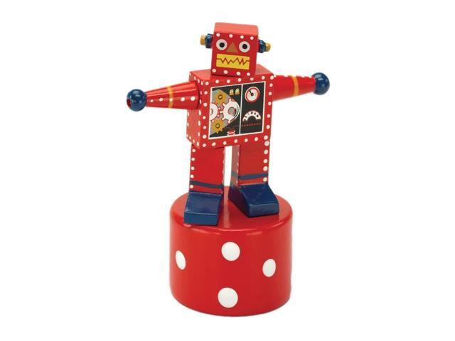 The Original Toy Company Kids Playing Robot Thumb Puppet
