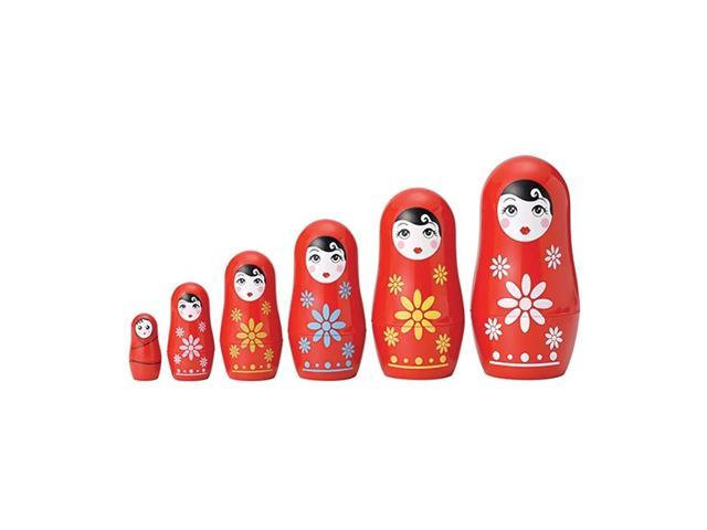 The Original Toy Company Children Kids Playing Cutie Nesting Doll