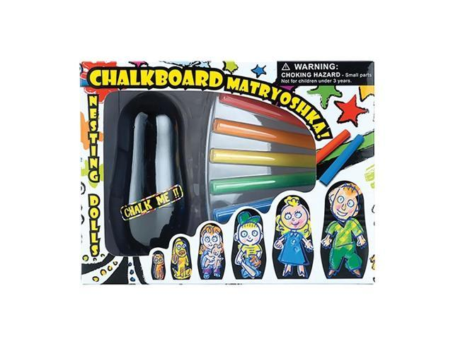 The Original Toy Company Children Chalkboard Matryoshka's