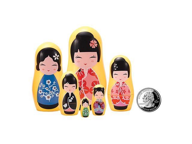The Original Toy Company Kokeshi Micro