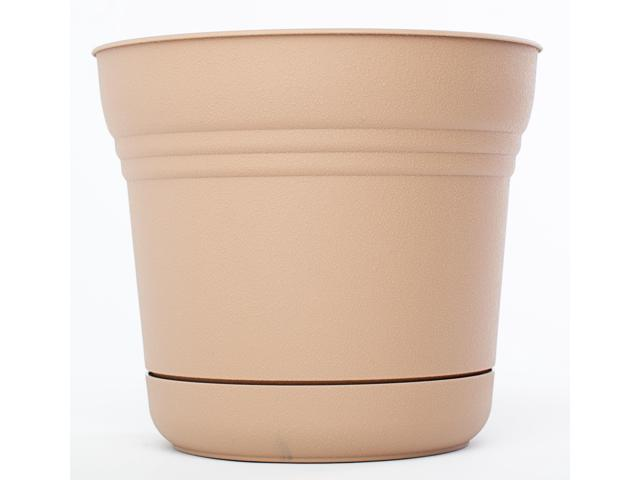 Bloem 10in Saturn Planter Craftsmen - SP1044