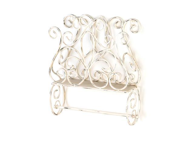 Koehler Home Kitchen Decorative Gift Cottage Charm Towel Holder